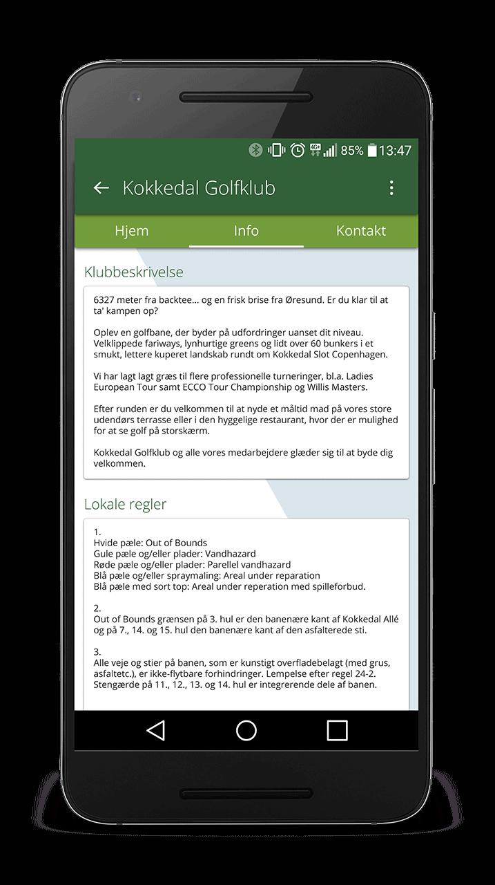 GLFR - Club - Info
