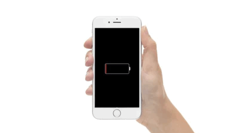 Golf App Myth #4 - Using a GPS apps drains battery
