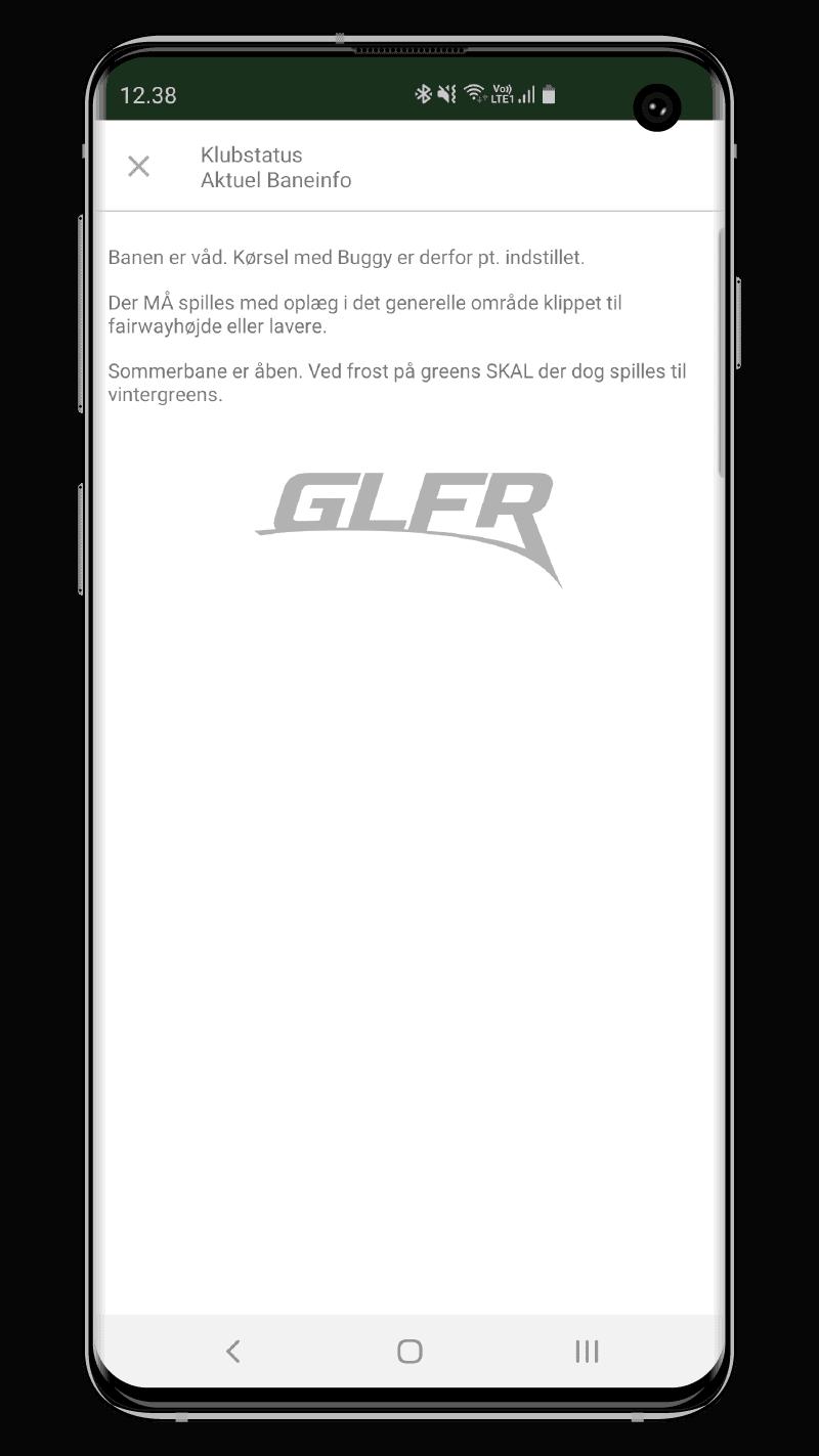 GLFR - Communication - Status - Silkeborg 3